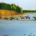 Original artwork by Artists On Tour Canadian artist Henri de Groot
