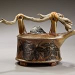 Handmade Pottery by Arts In Bragg Creek Artist Joan Matsusaki of Whiskey Creek Pottery